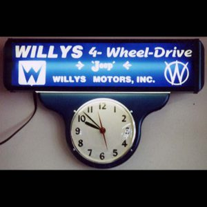 Willy's Clock