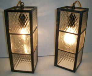 Luxfer Prism Tile Lanterns