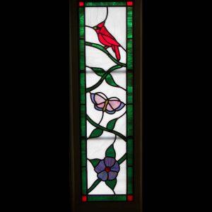 Cardinal Side Light Window