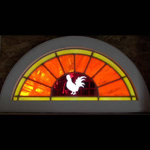 Chicken Coupe Window