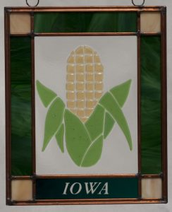 Fused Corn Window